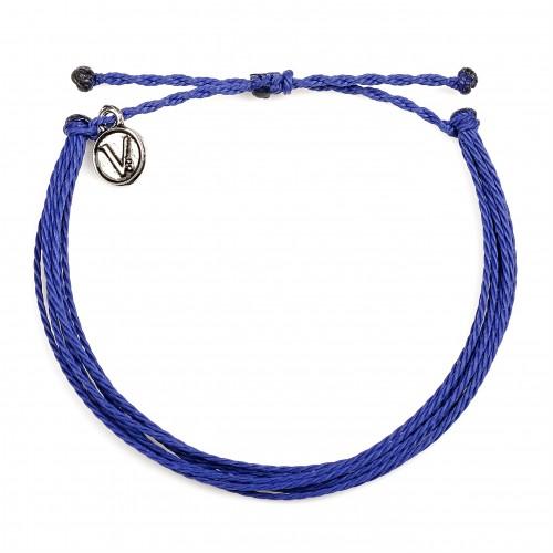 Simply Navy Blue | Bratara Velar Handmade