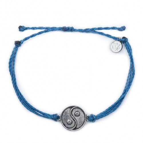 Yin and Yang Lapis Blue