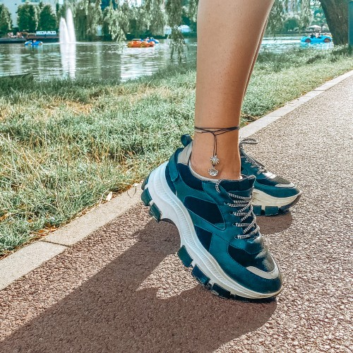 Pearls Anklet